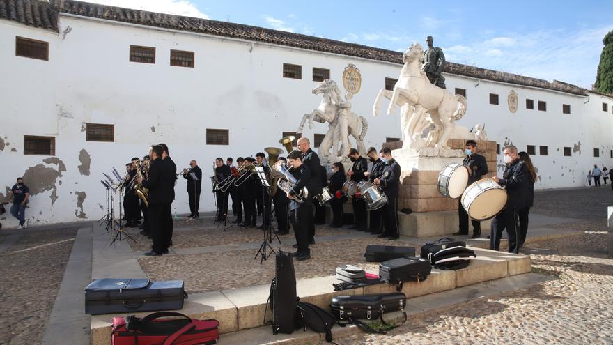 Ciclo de conciertos de bandas de música en la calle en Córdoba