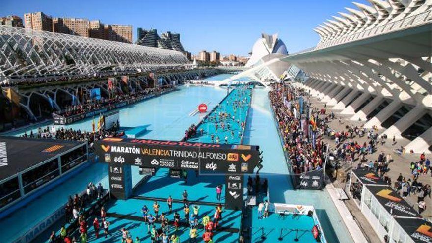 El medio maratón de València amplía espacios por seguridad ante el covid-19