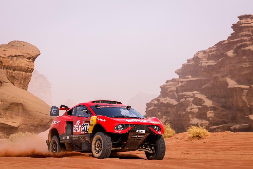 Rally Dakar 2021: 10ª etapa Neom - Al-Ula