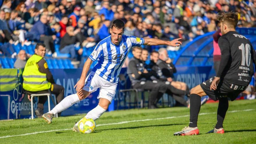 El Atlético Baleares llega a un acuerdo con el Lugo por San Emeterio