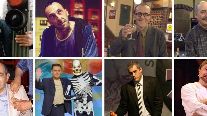 Los personajes gallegos con los que se reían tus padres (o tú, si creciste en los 90)