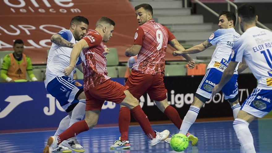 ElPozo regresa con una sufrida victoria ante el Zaragoza (5-3)