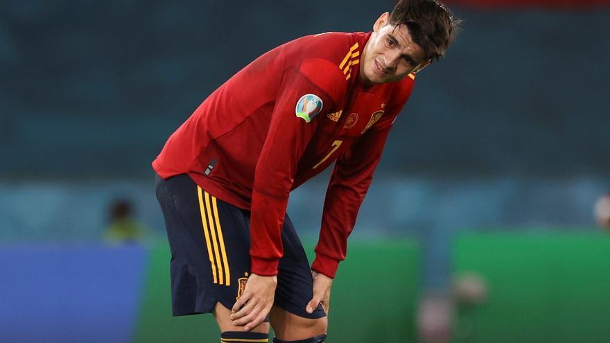 """Morata: """"Si no tuviéramos confianza estaríamos jodidos"""""""