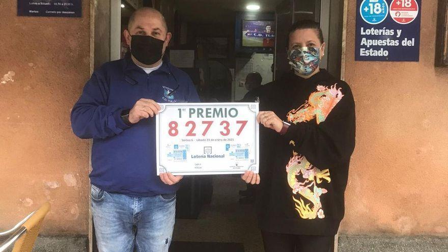 Premio millonario en Langreo: el sorteo especial de la Lotería Nacional deja más de 100.000 euros en Tuilla