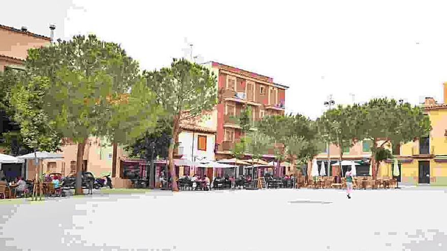 El ayuntamiento de Andratx prolonga la posibilidad de ampliar las terrazas de bares y restaurantes