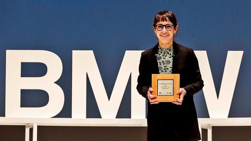 La valenciana Victoria Iranzo gana el BMW de pintura