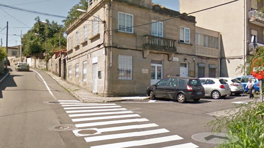 Un joven, herido grave al ser atropellado en un paso de peatones en Vigo