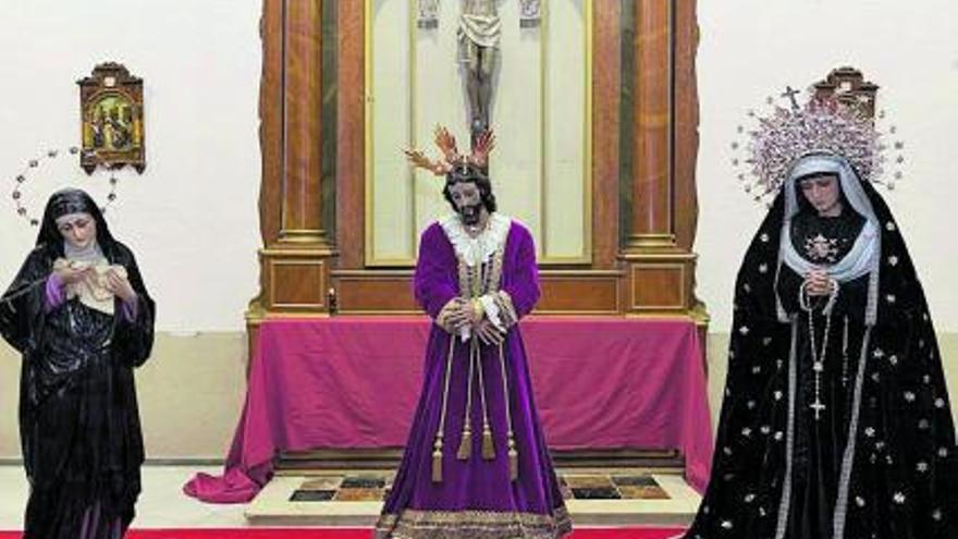 La Sierra de las Nieves busca alternativas a las procesiones