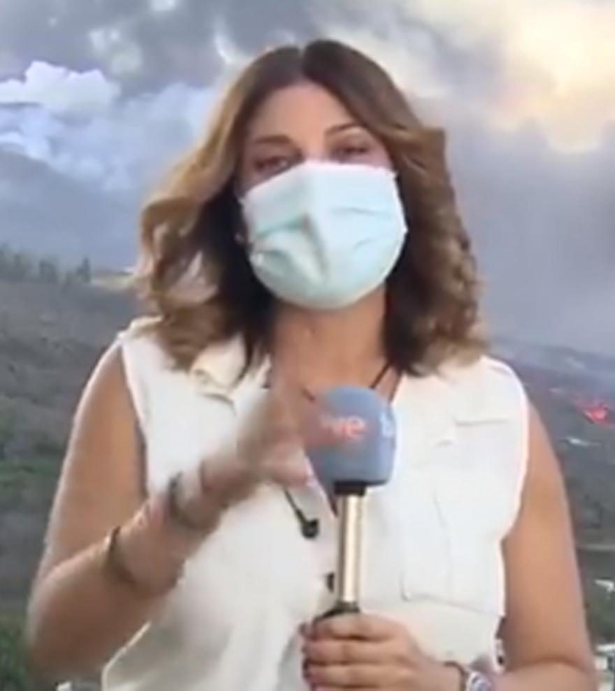 La crónica del volcán de La Palma en 'catalá-canari' que se ha hecho viral
