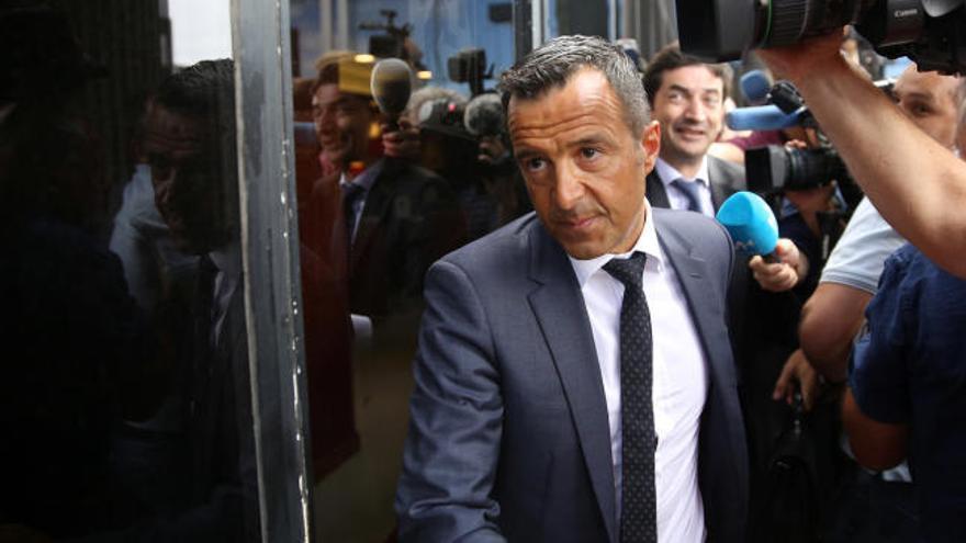 Jorge Mendes declara por el 'caso Falcao'