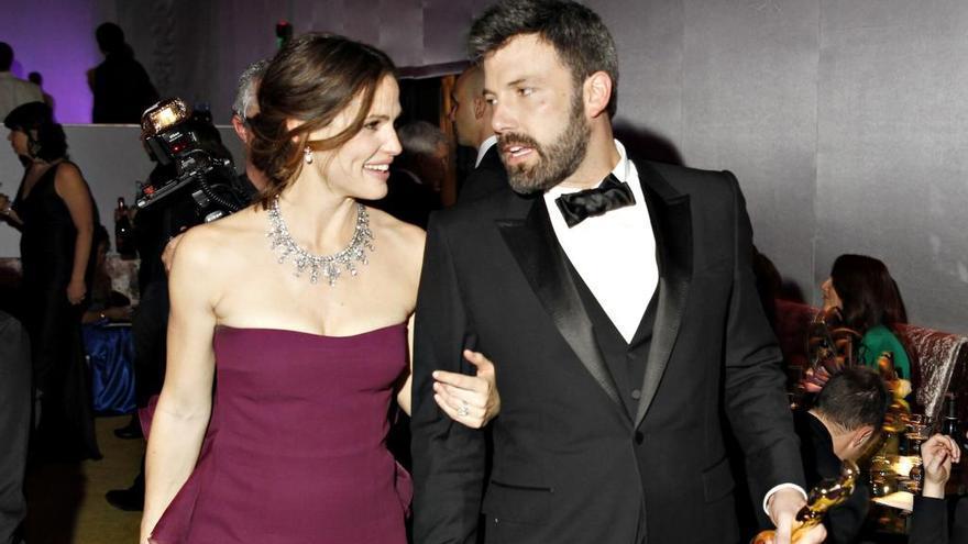 Jennifer Garner y Ben Affleck, más unidos que nunca