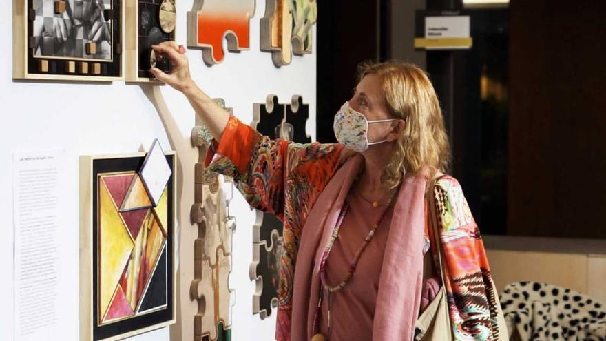 El arte castellonense 'viaja' a la feria Estampa 2021 con InfinityArt