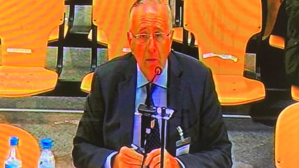 Juicio contra el expresidente de Pescanova.