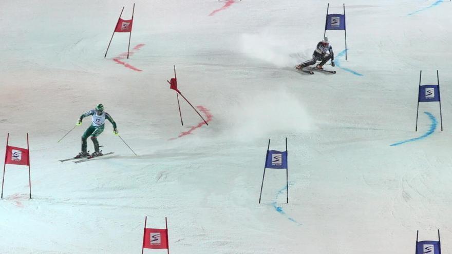 Cancelada la Copa del Mundo de esquí en Yanqing por el coronavirus