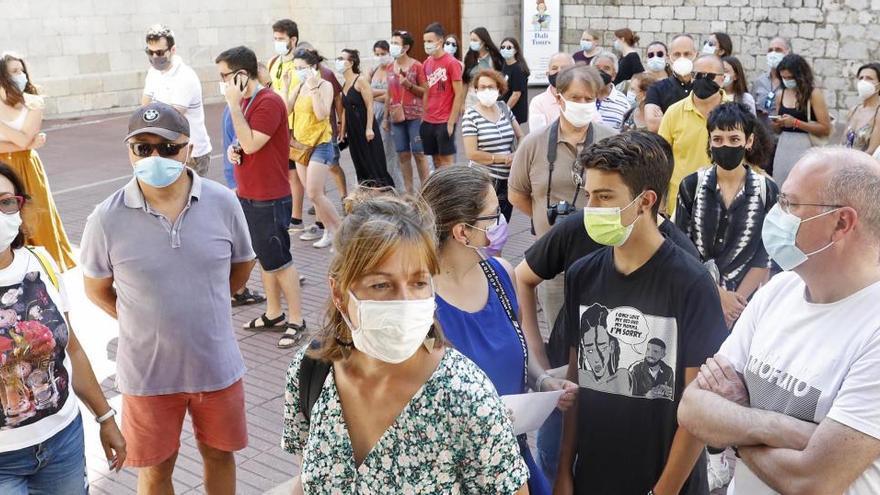 El Govern proposa estendre mesures restrictives a Figueres, Vilafant i Sant Feliu de Llobregat