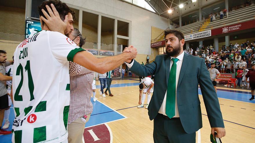El Córdoba Futsal, el presente continuo y el asalto a Burela
