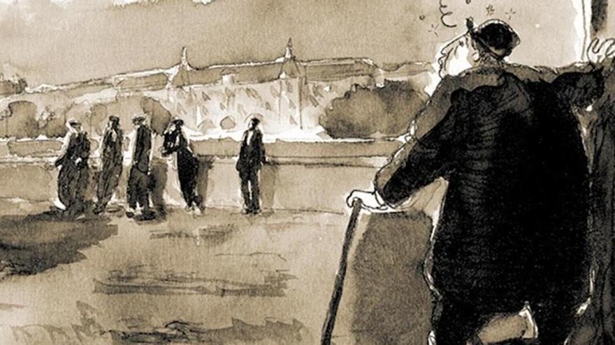 El ocaso de Oscar Wilde da a Javier de Isusi el Premio Nacional de Cómic