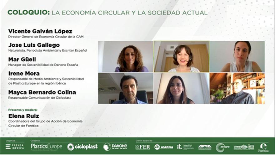 La economía circular: Ecodiseño, Innovación y conciencia social