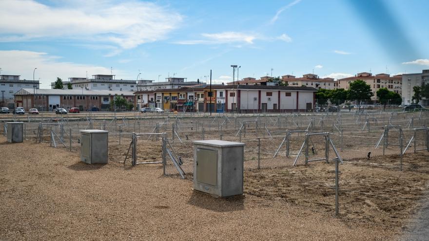 63 personas solicitan el uso de los huertos urbanos de Suerte de Saavedra