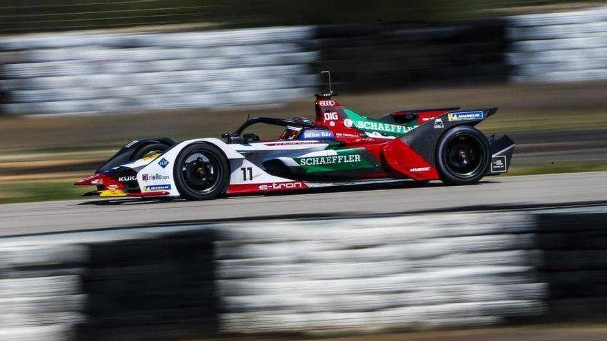 Audi inicia la gira mundial de la nueva temporada de Fórmula E