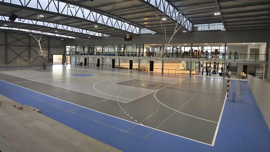 La privatización del pabellón deja sin equipo de fútbol sala a la Llosa