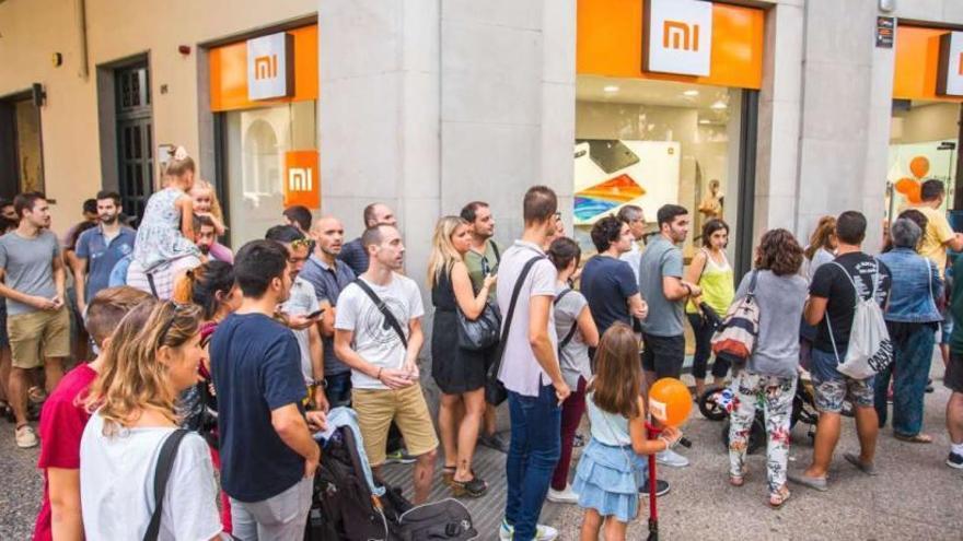 Xiaomi obre una «Mi Store» a Girona