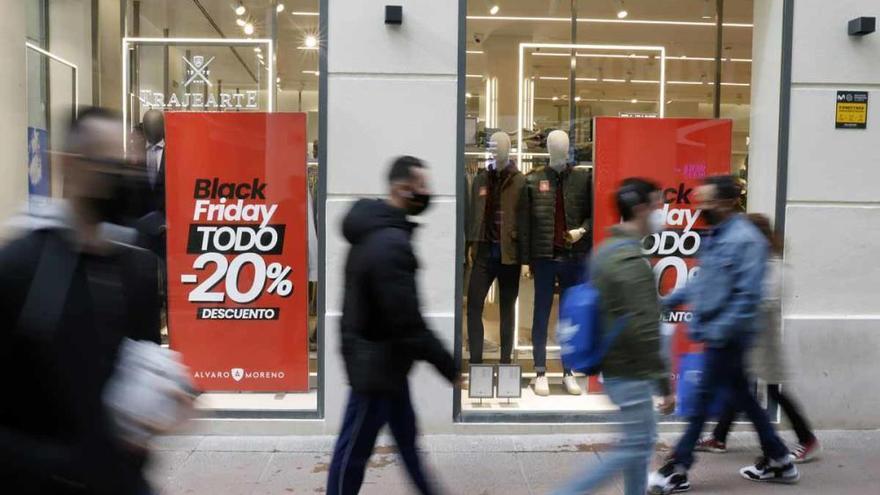 El comercio espera que el Black Friday reactive las ventas en Málaga