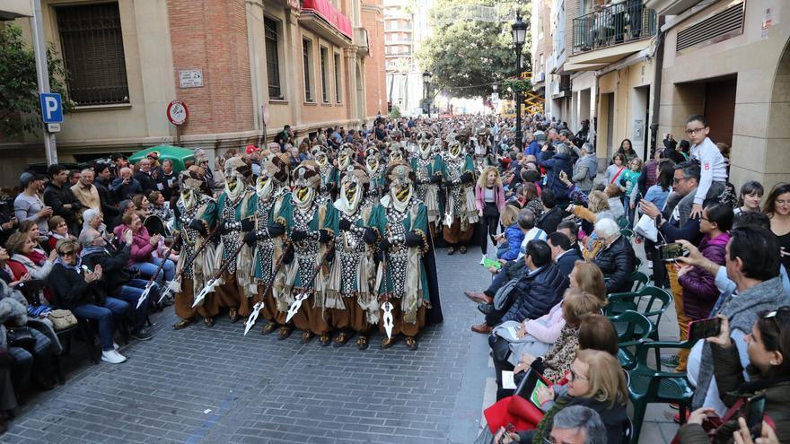 Fiestas trabaja por recuperar la normalidad en los actos en Castelló
