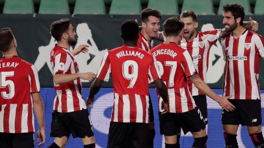Simón clasifica al Athletic en los penaltis ante el Betis