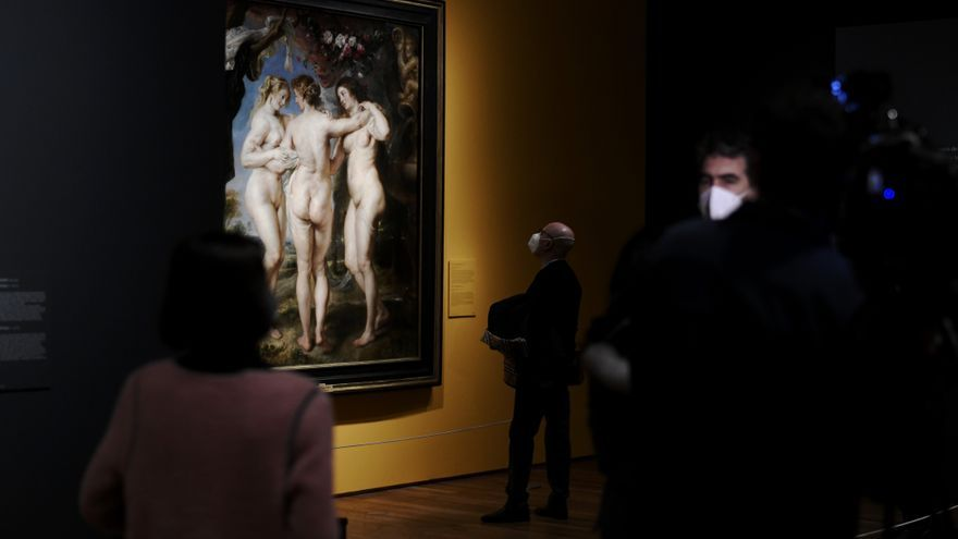 El Museo del Prado clausura 'Pasiones mitológicas' con casi 100.000 visitantes
