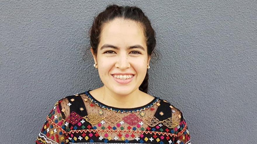 """Claudia Soler: """"La leucèmia m'ensenyà a valorar a la meua família i també a estimar-me"""""""