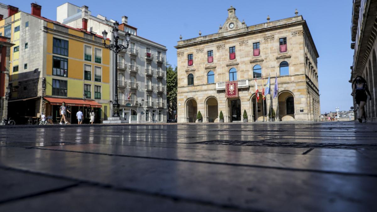 Ayuntamiento de Gijón.