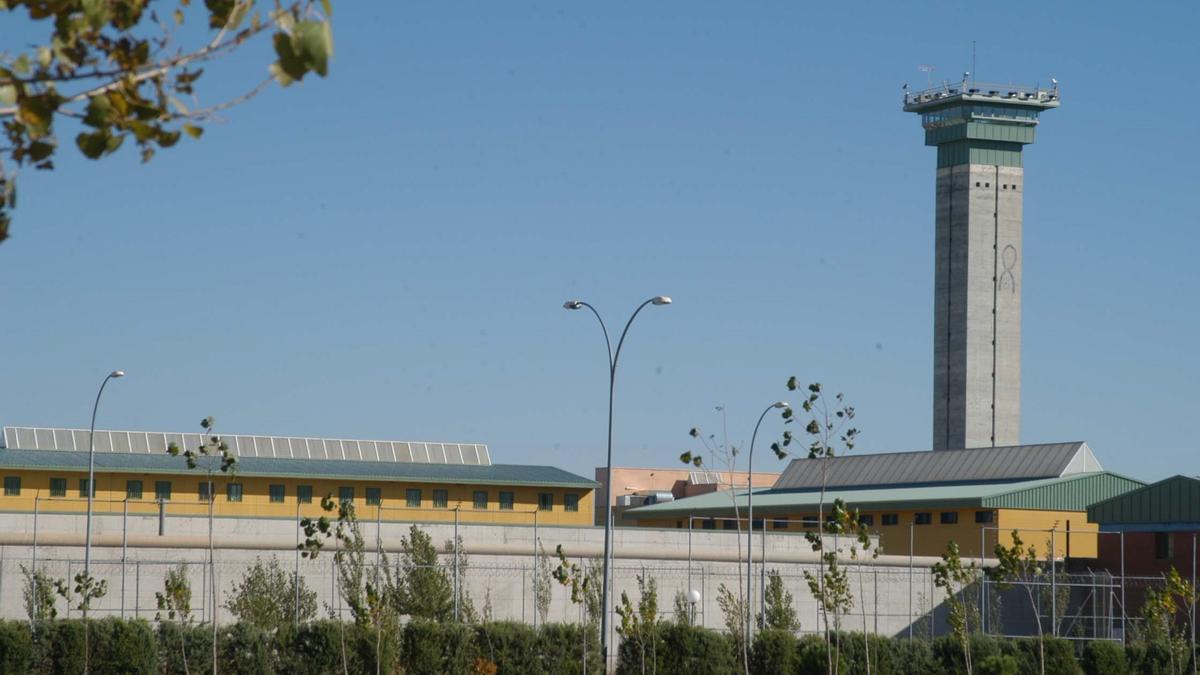 Entrada de una de las prisiones andaluzas donde hasta ahora estaban presos etarras