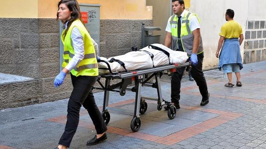 Muere una mujer de 37 años en el centro Gánigo