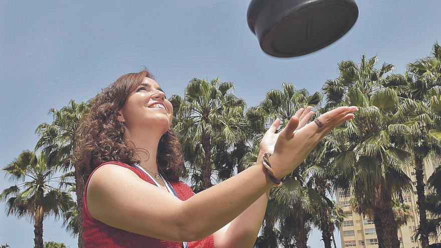 Sabrina Vega: «Tengo a mi tierra en el corazón y siento orgullo de ella cuando compito fuera»