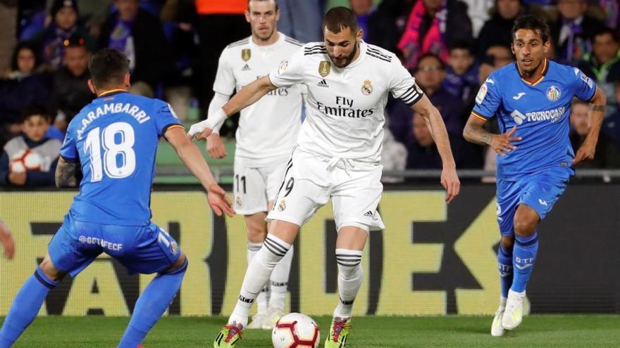 LaLiga: Getafe - Real Madrid
