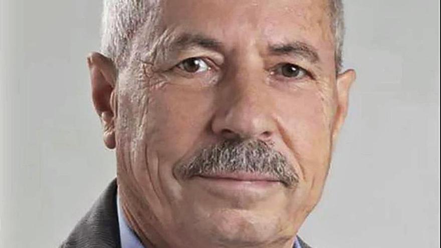 José Luis Concepción. | | E.D.
