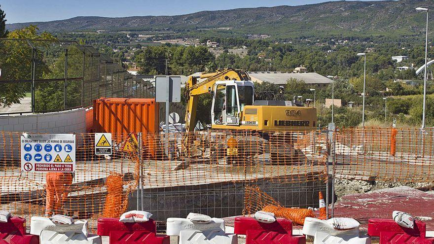 La Diputació financia 334 proyectos de infraestructuras en L'Horta