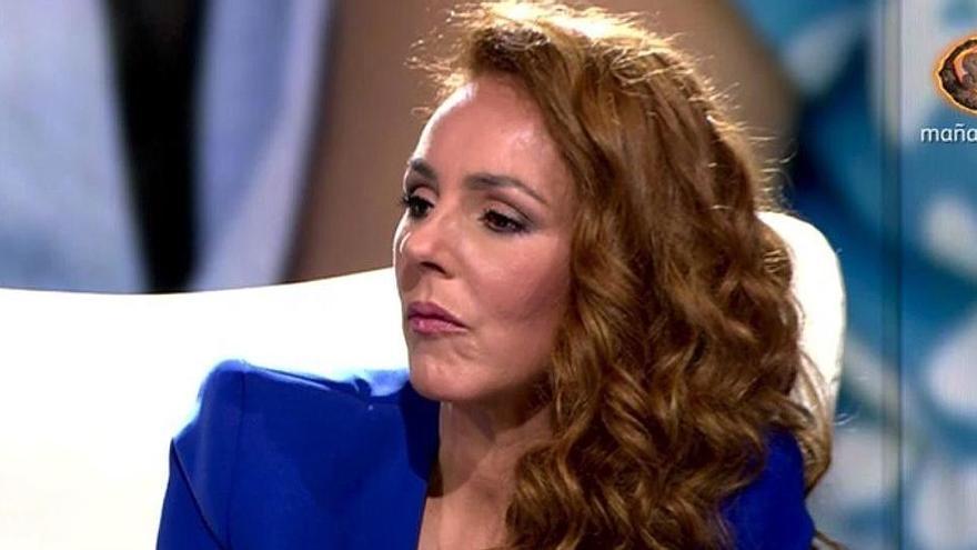 Rocío Carrasco narra l'agressió de la seva filla