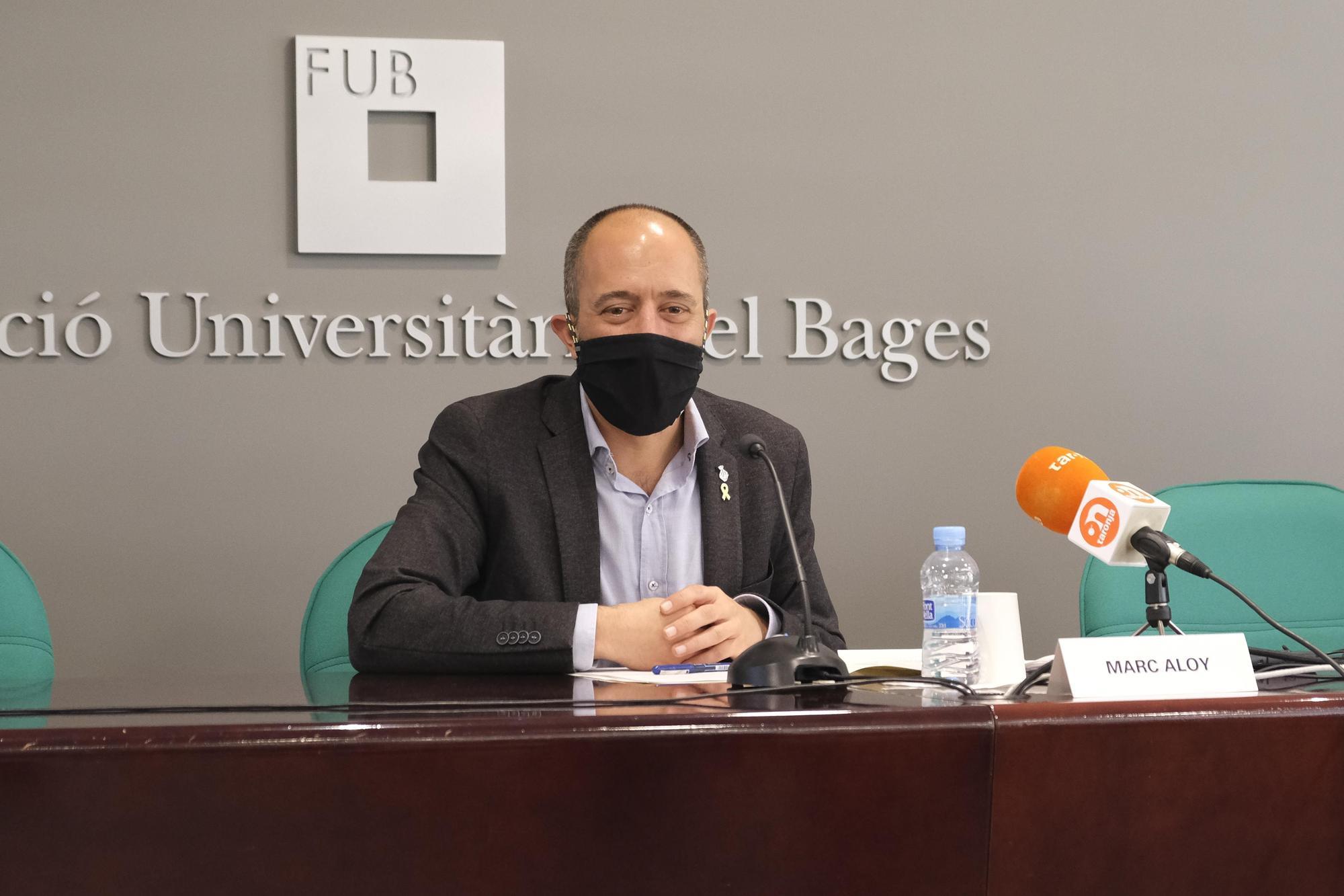 Presentació del projecte PECT Bagess