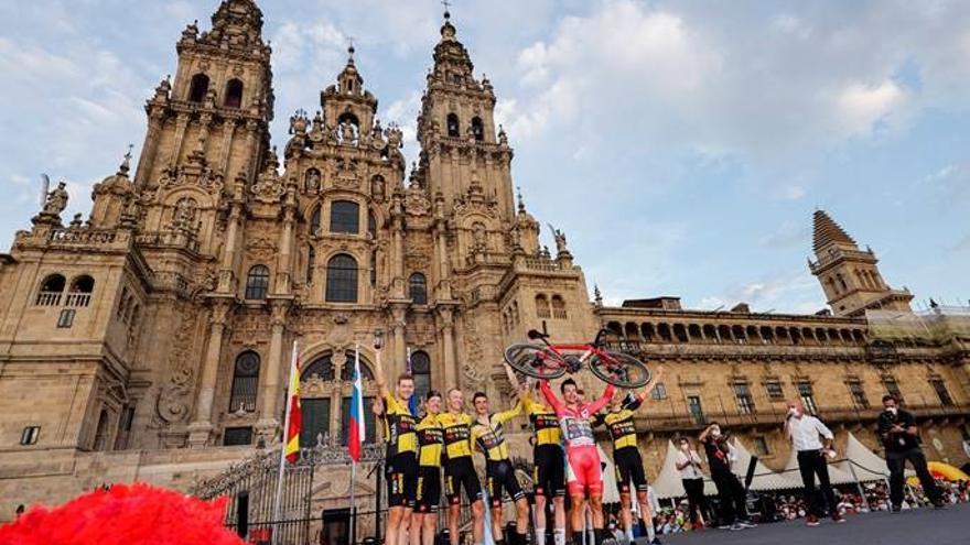 La Vuelta 2022 saldrá desde Países Bajos el 19 de agosto