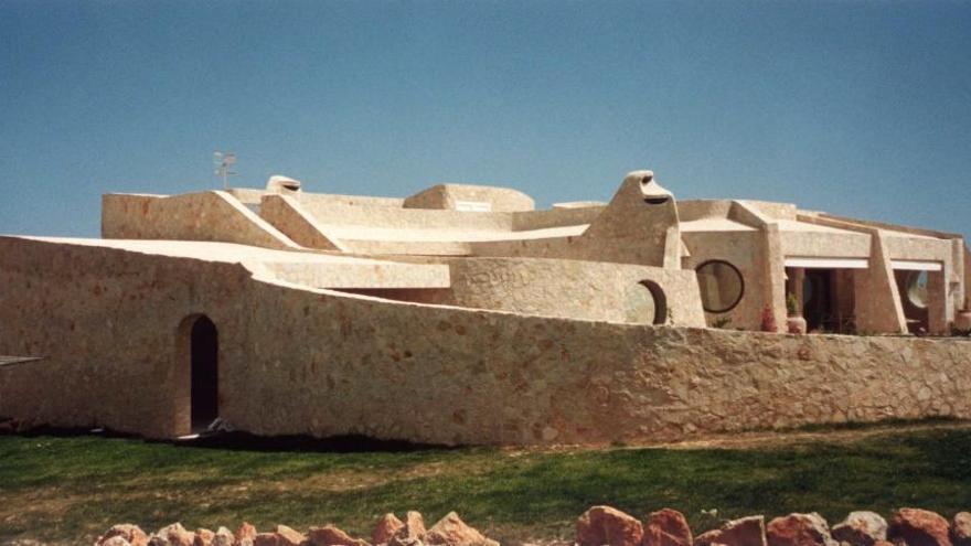 El legado del arquitecto del paisaje en Xàbia