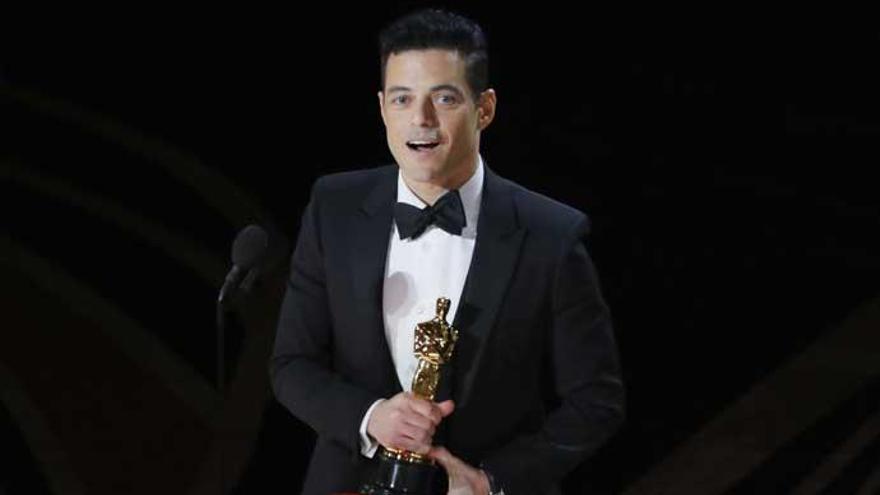 Rami Malek, mejor actor en los Oscars 2019