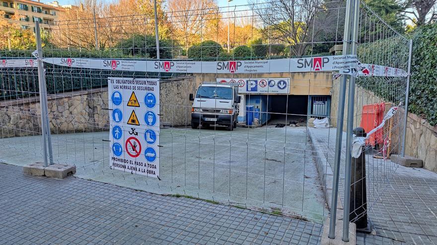 Cort reabrirá en abril el aparcamiento de Joan Gris con 473 plazas
