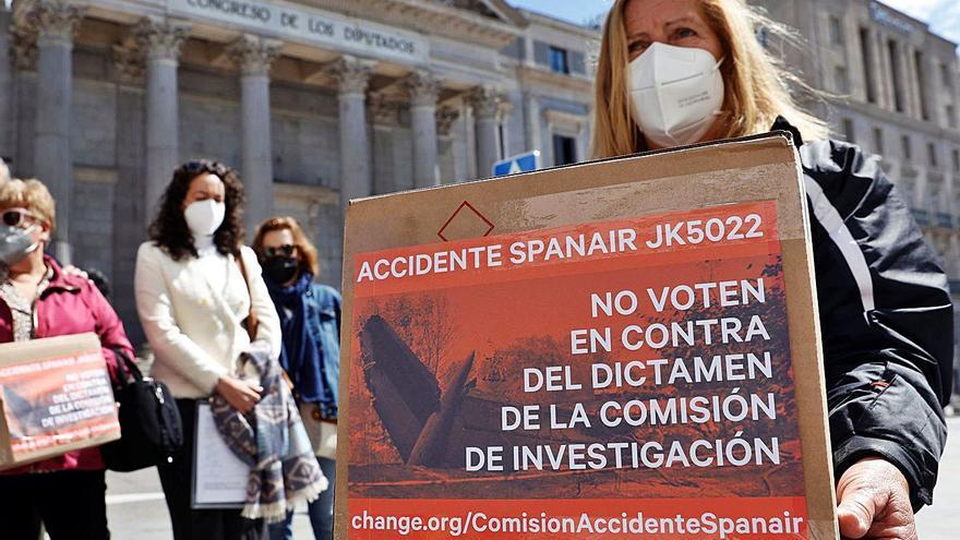 Magdalena Álvarez también recurre el dictamen que la inculpa en el JK5022