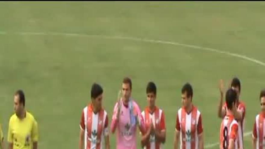 Coruxo 3 - 1 Zamora C.F.
