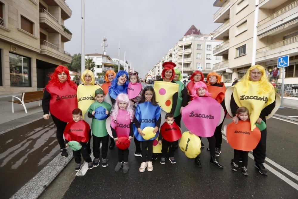 Carnaval en Galicia 2019 | Sanxenxo despide su entroido por todo lo alto