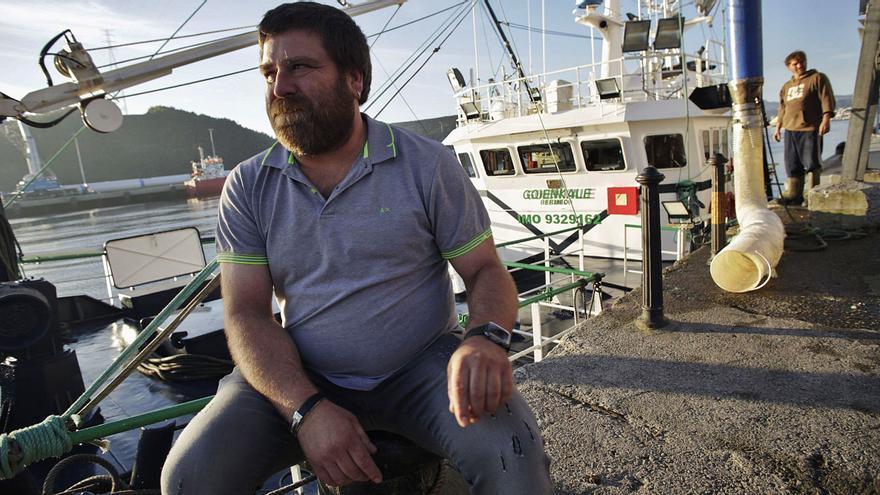 """Luto en la pesca por la muerte del """"rey del bonito"""": """"Era un hombre de mar y para la mar"""""""
