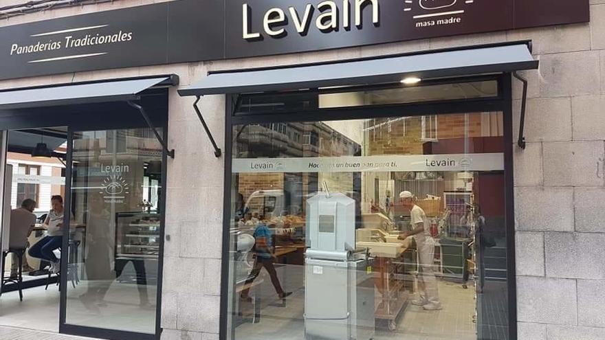 Nueva apertura de la panadería LEVAIN