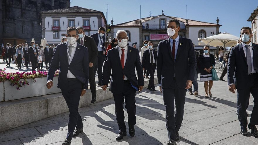 """Portugal declara el estado de """"calamidad"""", pero mantiene abierta la frontera con Zamora"""